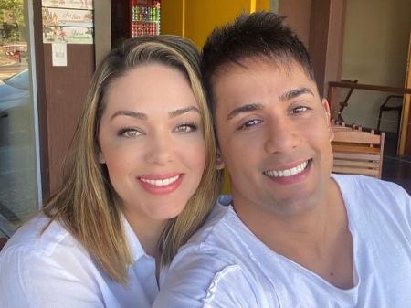 Após cirurgia íntima, Tiago Piquilo confirma namoro com Tânia Mara