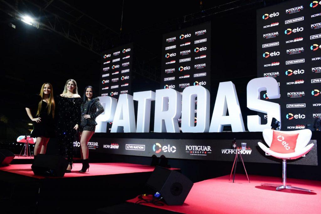 Maiara, Maraisa e Marilia Mendonça anunciam turnê do projeto 'Patroas' com ingressos entre R$60 a R$390