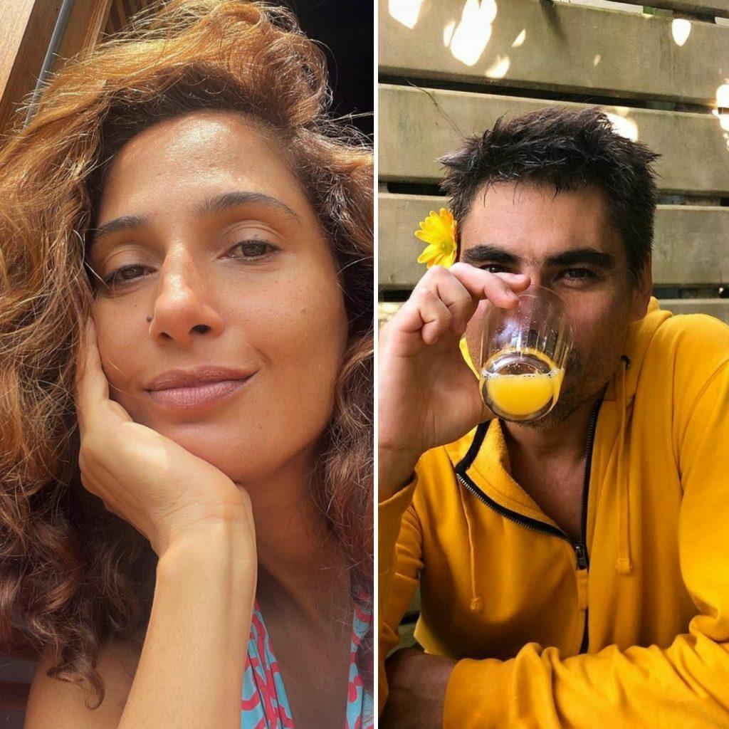 Camila Pitanga está namorando professor de filosofia