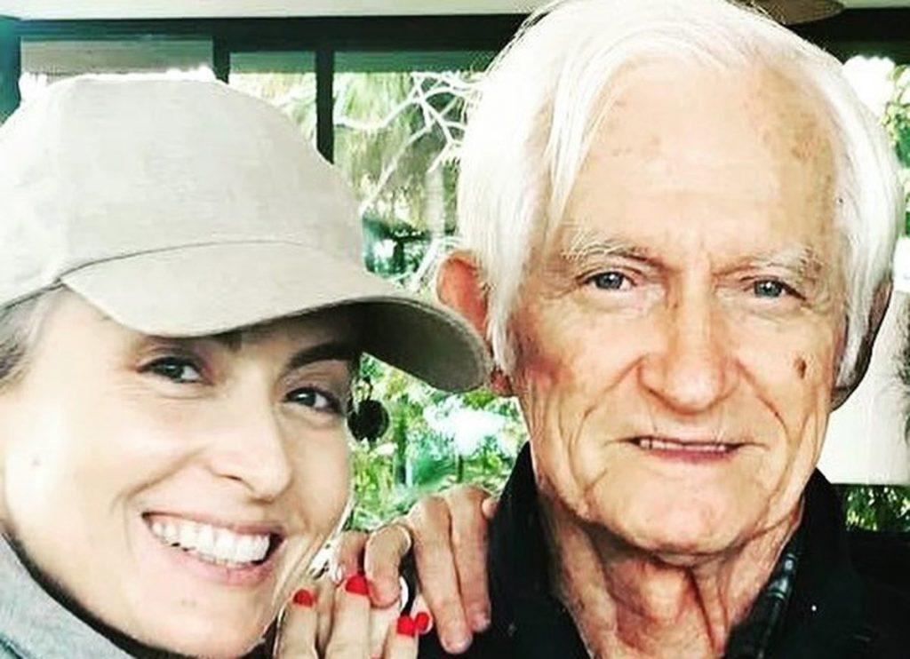 Pai de Angélica está internado em estado grave